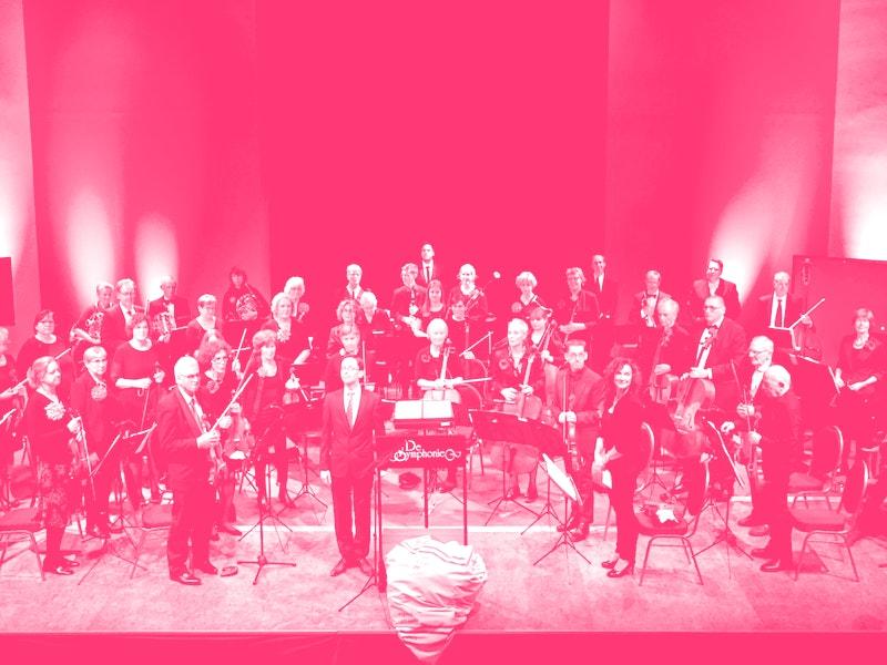 De Symphonie ft Pascal Pittie & Daphne Ramakers