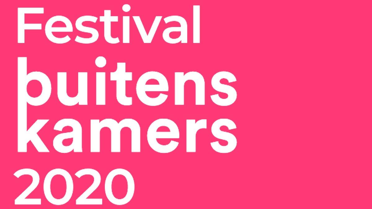 festival buitenkamers editie 2020